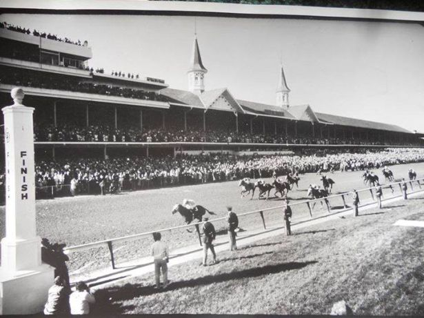 The 1970 Kentucky Derby: Dust Commander & Mike Manganello