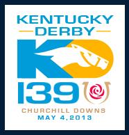 2013 Kentucky Derby logo
